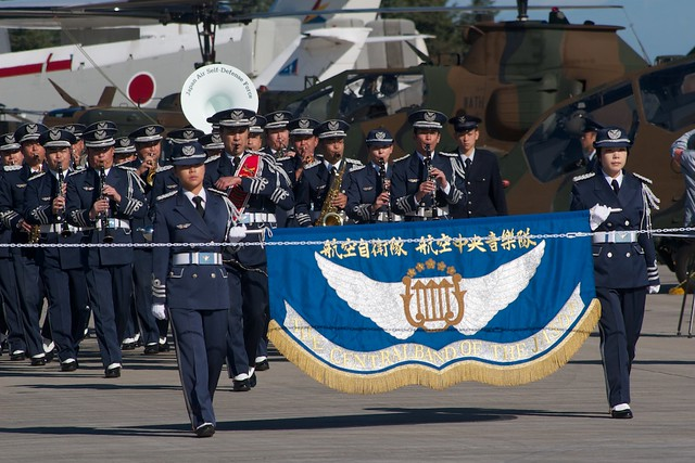 JASDF Marching Band