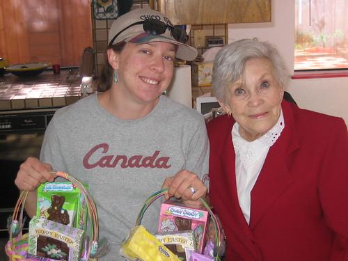 Clare & Grandma