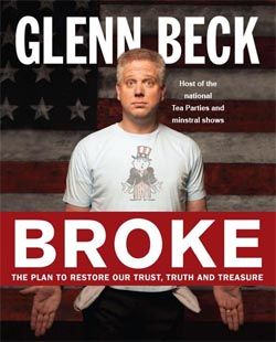 Glenn Beck Broke