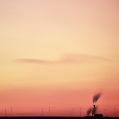 Industrial delight (c e d e r) Tags: longexposure chimney sky holland industry netherlands foto smoke nederland explore ceder ndfilter explored nd110 flickriver cederfoto 10stopgreyfilter industrialdelight