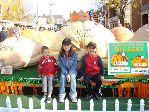 2010 Pumpkin Show