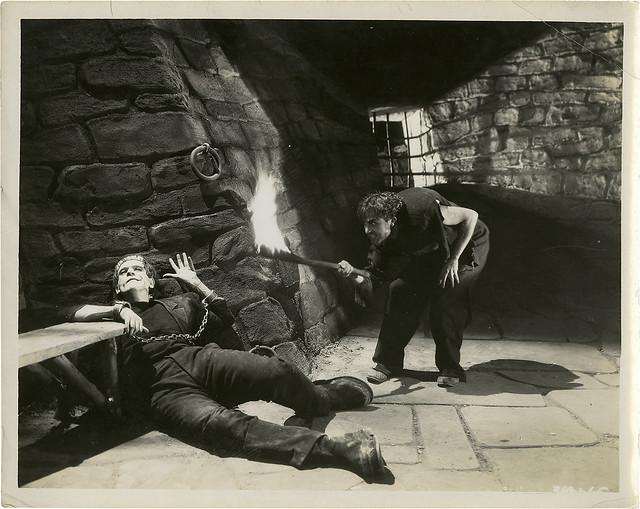 Frankenstein (Universal, 1931) 23