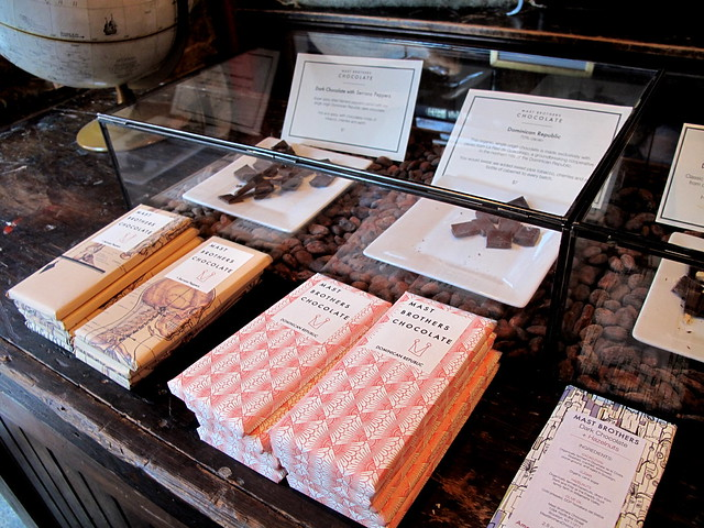 Mast Brothers Chocolate Factory - Brooklyn