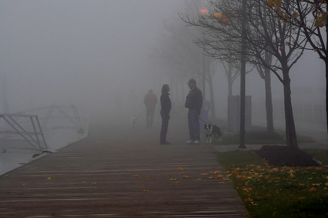 People of the fog