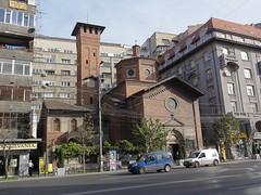 Bucuresti (danvartanian) Tags: church architecture romania bucharest bucuresti biserica