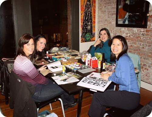 journal meeting- Seattle Art Annex