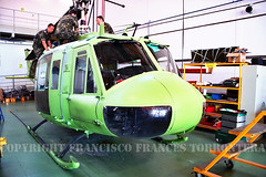 COPYRIGHT FRANCISCO FRANCS TORRONTERA (1) (OROEL (Francisco Francs Torrontera)) Tags: huey bellhelicopter uh1h famet spanisharmyhelicopter