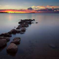 About Stones In The Milk II (Dietrich Bojko Photographie) Tags: longexposure morning sea sunrise germany deutschland see mood stones balticsea baltic rgen ostsee morgen mecklenburgvorpommern wreechen dietrichbojko