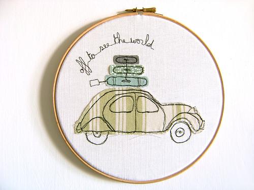 ma dodoche est toujours sur la route :)
