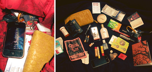 Whats In My Bag:  Nov. 2010