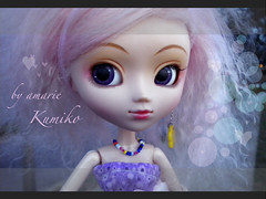 Got it!!! I have a Papin!!! (Amarie Photography ©) Tags: pink photoshop hair nikon doll natural sweet planning mohair hippie groove pullip jun kumiko muñeca obitsu junplanning bohek papin