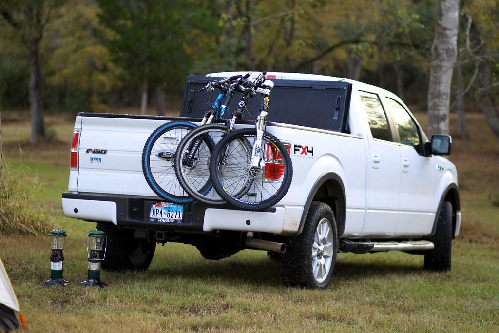 Diy Mountain Bike Mount Ideas Page 3 Ford F150 Forum
