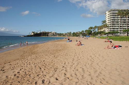 Ka'anapali Beach - Maui