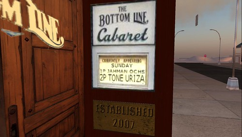 The Bottom Line Cabaret