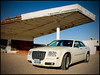 LA to Phoenix in the Pimpmobile (Bill Binns) Tags: car desert chrysler 300 pimpmobile