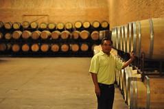 Cavas Freixenet (OtroPX) Tags: mexico nikon dad wine barrels sierra queretaro vineyards gorda cava freixenet d90