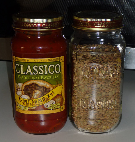 two jars