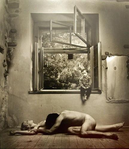 """""""Pieta"""" by Jan Saudek, 1970"""