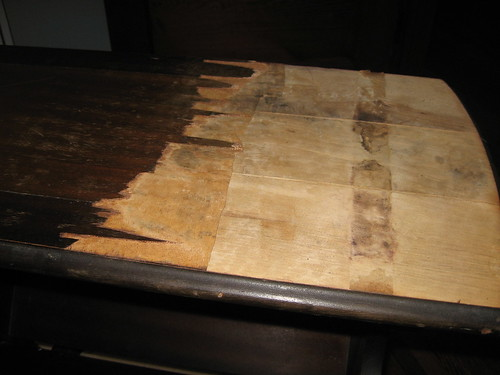 How To Cover A Damaged Table Top