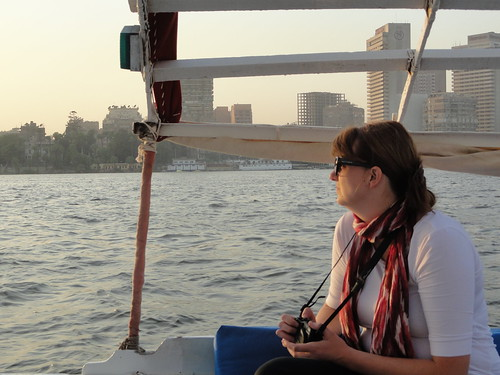 Looking at the Nile