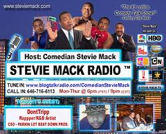 STEVIE MACK RADIO™ - DontTripp - Rapper/R&B Artist/CEO
