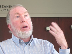 Infusion lunch with Kevin Kelly
