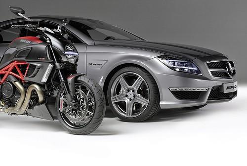 AMG & Ducati