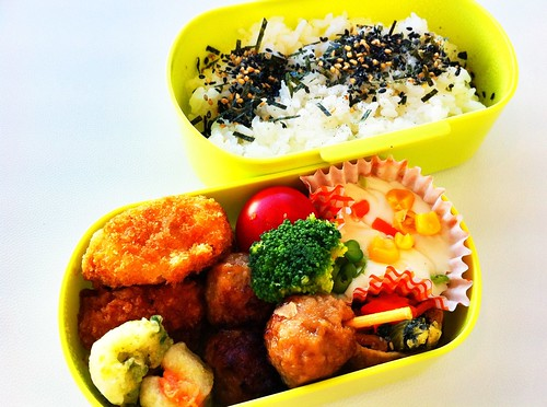 今日のお弁当 No.57 – 磯海苔