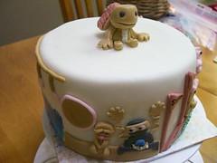 Sackboy Ninja Cake