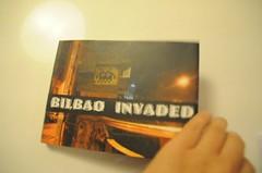 Bilbao Invaded. Book (Troballola) Tags: book space libro bilbao invader invasion llibre invaded