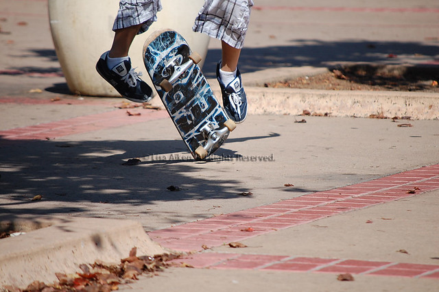 Learning the Kick Flip