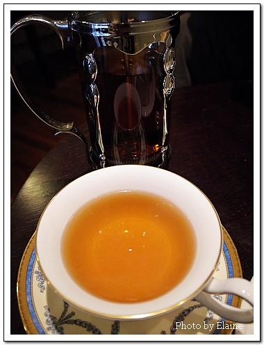 大吉嶺茶,茶具很美