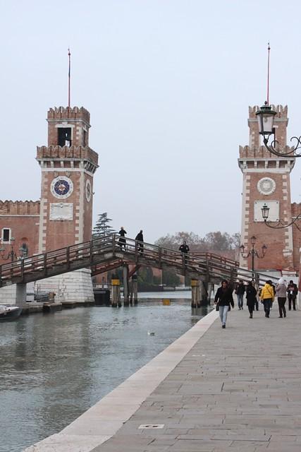 Venezia e... la darsena