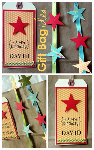 Gift Bag Idea - Birthday