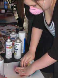 2010-11-20 DoNight - Spray Paint Art Class - A...