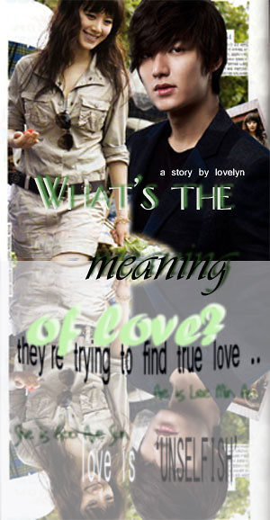 What's the Meaning of Love?- by Lovelyn 5193486486_6ba3edb2b7_z
