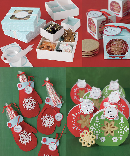 martha stewart gift packaging