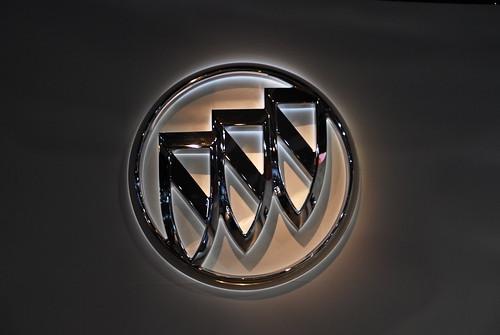 Buick Logo 2010. Buick Logo, 2010 L.A. Auto