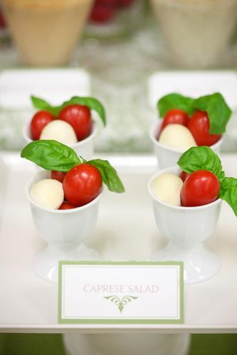 veggie dessert table 7