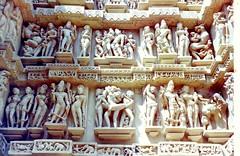 Kamasutra at Khajuraho (Emiel van den Boomen) Tags: india delhi tajmahal agra varanasi jaipur ghats kajuraho