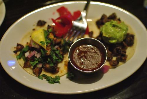 Tacos At Yxta