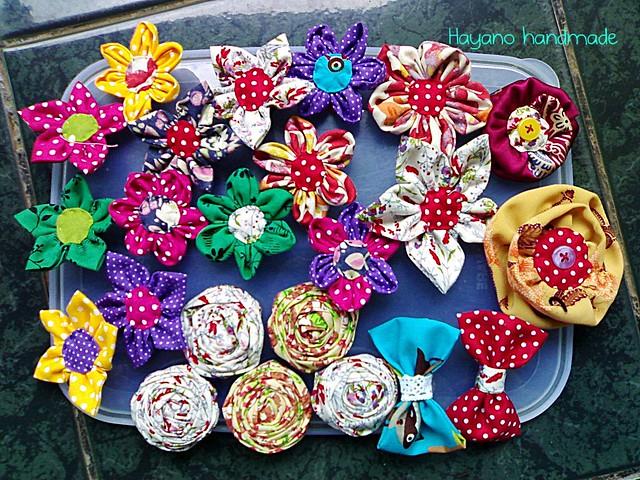 flowery pin..