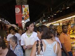 la Boqueria (Eyes of My Own) Tags: barcelona people food laboqueria