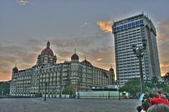 Taj Mahal Palace Hotel HDR