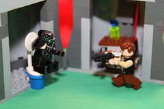 Surprise Vader (The alternative ending to Star Wars) (Fergal...) Tags: star jones lego hans indiana chrome solo darth wars vader