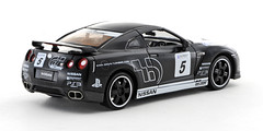 Gran Turismo 5: Collector's Edition for PS3: Diecast 2009 Nissan GT-R Spec V