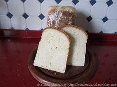 Dan Lepards Sandwichbrot mit saurer Sahne 003