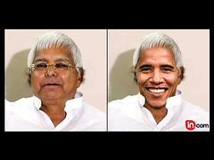Obama as an Indian Politician (Daily Rafaqat) Tags: club daily press tasneem sagar rizwan sargodha fedral quraishi rafaqat manister bhalwal sadidi