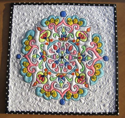 Mandala Quilt #2