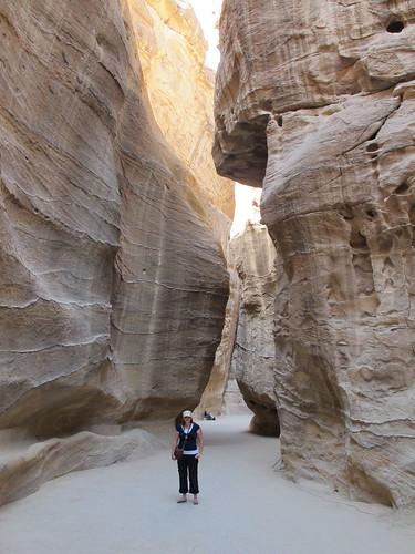 Canyon to Petra